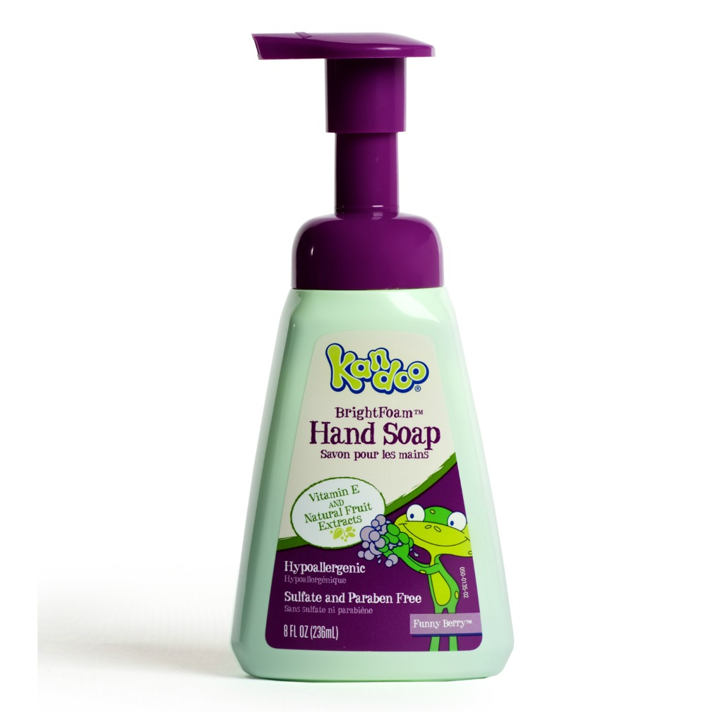 Funny Berry Hand Soap