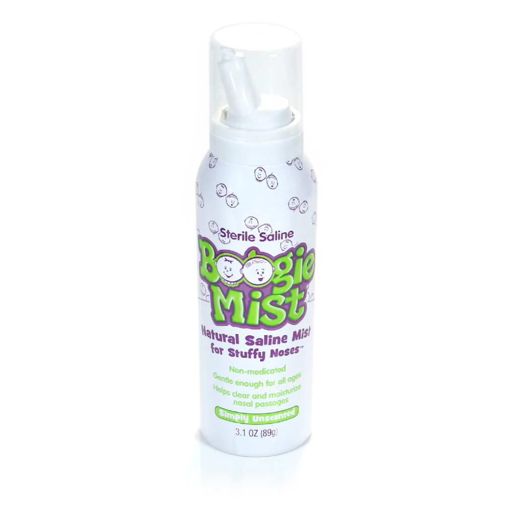 Boogie Mist Unscented Spray Bottle