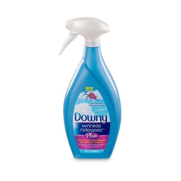 Downy Wrinkle Releaser Light Fresh Scent 33.8OZ