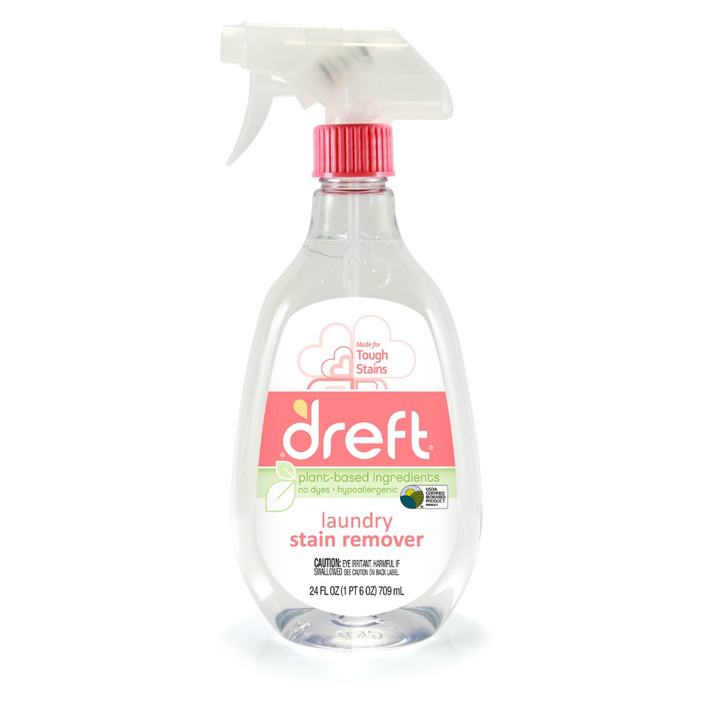 Dreft Laundry Stain Remover 24 oz