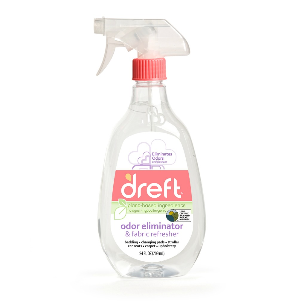 Dreft Odor Eliminator Front