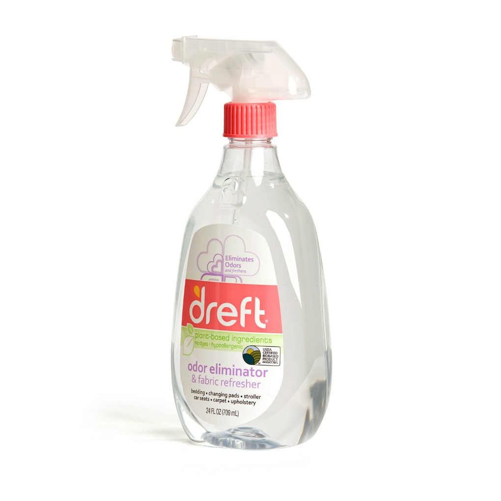 Dreft Odor Eliminator Front Turn