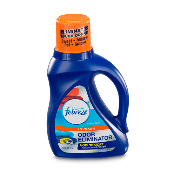Febreze In Wash Odor Eliminator 50OZ